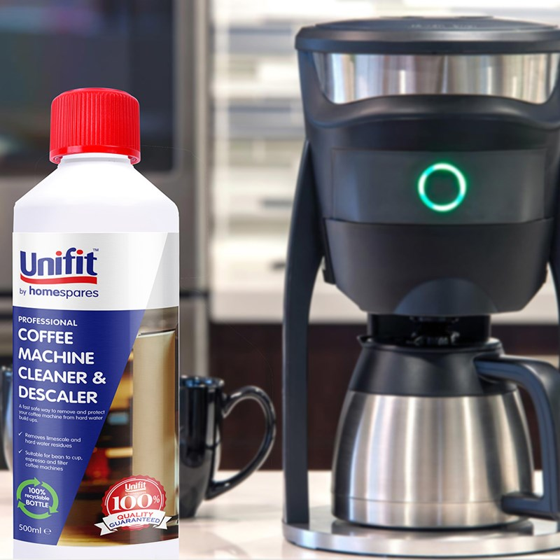 Homespares Coffee Machine Care Unifit Professional Coffee