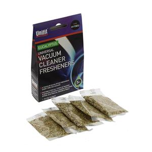 Vacuum Cleaner Air Fresheners: Unifit Eucalyptus Pack of 5