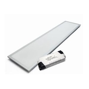 LED Panel Light Rectangular 1200mm x 300mm 29W 3400 Lumen 4000K Cool Light