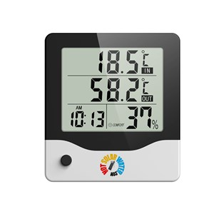 Solar Water Heating Digital Thermometer