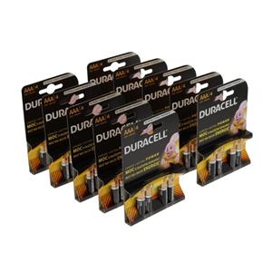 Battery: AAA: Duracell Pack of 4