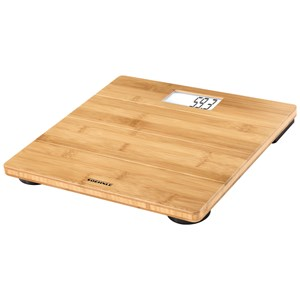 Soehnle Bamboo Natural Bathroom Scale