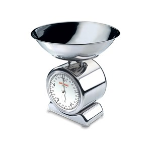 Soehnle Silvia Stainless Steel Kitchen Scale