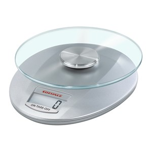 Soehnle Roma Silver Kitchen Scale