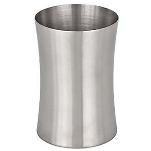 Wenko Matt Rustproof Stainless Steel Toothbrush Holder