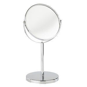 Wenko Cosmetic Mirror Chrome Finish