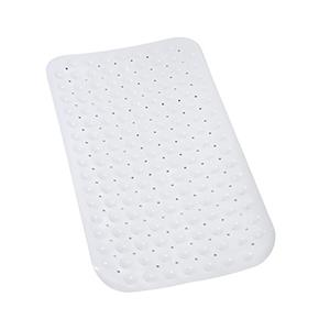 Bath Mat: White
