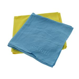 e-cloth Glass & Polishing Pack 2 Cloths