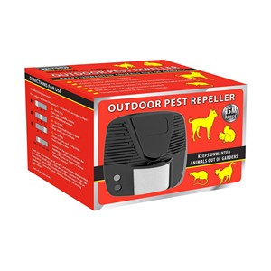 Outdoor Pest Repeller: Pest Stop