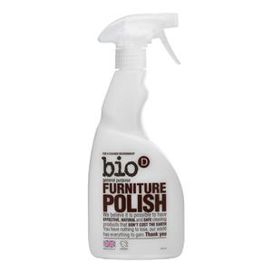 Furniture Polish Spray 500ml: Bio D 500ml