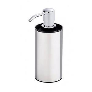 Wenko Detroit Matt Stainless Steel Soap Dispenser