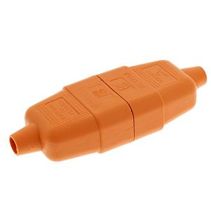 10 Amp 3 Pin Orange Connector