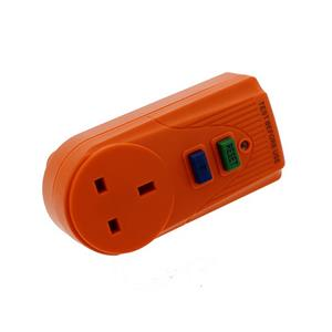 RCD Circuit Breaker Orange: Status
