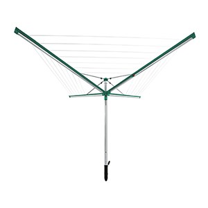 Leifheit Linomatic 500 Deluxe 50m Rotary Dryer