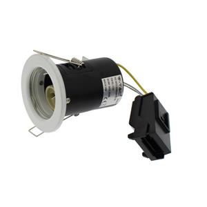IP20 Fire Rated Downlight White
