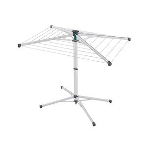 Leifheit LinoPop-Up 140 Foldaway Rotary Compact Dryer