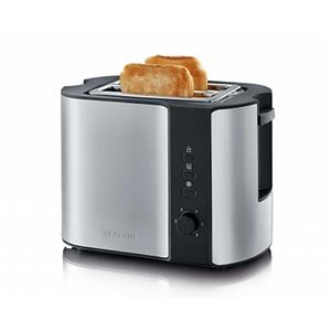 Severin AT2589 Automatic 2 Slot Toaster Stainless Steel 800W