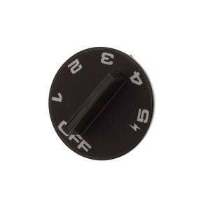 Cannon Misermatic Gas Fire Control Knob