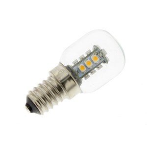 Fridge Lamp: E14 25W T25: Whirlpool