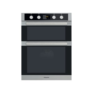 Hotpoint DKD5841JCIX Built In Double Oven