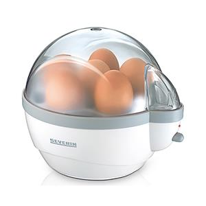 Severin EK3051 Egg Boiler White And Grey 400W
