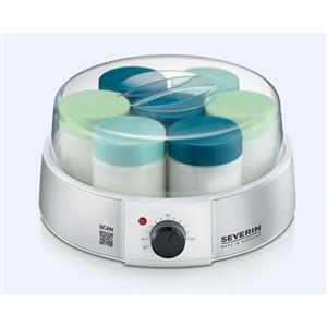 Severin JG3525 Yoghurt Maker With Digital Timer 13W