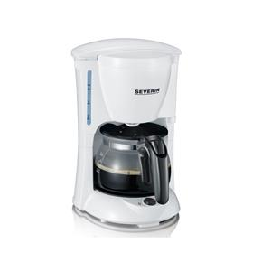 Severin KA4807 Coffee Machine White 650W