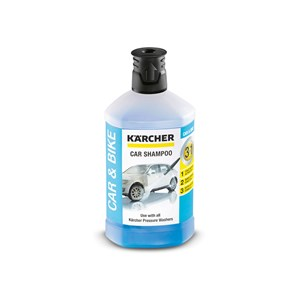 Karcher Pressure Washer Car and Bike 3 in 1 Shampoo 6.295-750.0