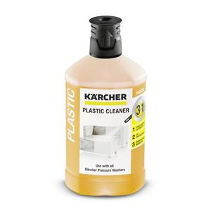 Karcher: Plastic Cleaner Concentrate 6.295-758.0