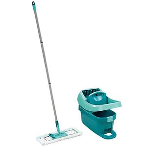 Leifheit Profi Mop With Bucket and Rollers Set