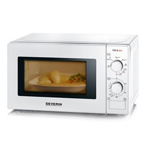 Severin MW7891 Microwave with Grill 17 Ltr 700W