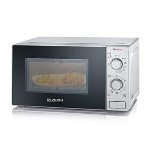Severin MW7896 2 in 1 Microwave and Grill 20Ltr 700W - 1000W