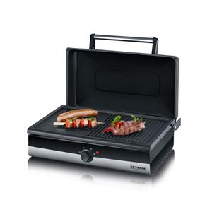 Severin PG2368 Barbecue Grill With Hood