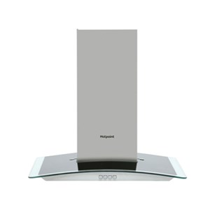 Hotpoint PHGC64FLMX Chimney Cooker Hood