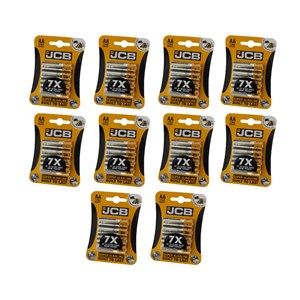 Battery: AA: JCB Super Alkaline Pack of 4