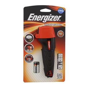 Energizer LED Impact Rubber Torch 45 Lumens