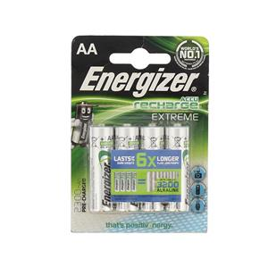 Energizer Extreme AA 2300mAh Pack of 4