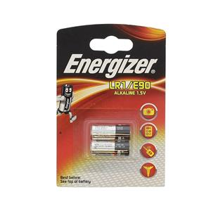 Energizer LR1/E90 Batteries Pack of 2
