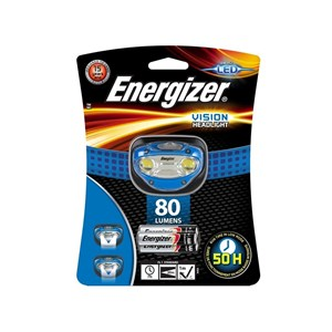 Energizer LED Vision Headlight Head Torch