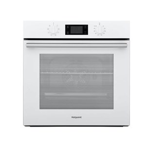 Hotpoint SA2540HWH Single Oven Electric Cooker