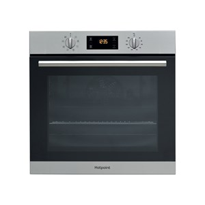 Hotpoint SA2544CIX Stainelss Steel Built In Electric Single Oven 60cm