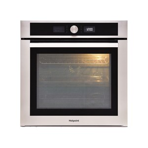 Hotpoint SI4854HIX Single Electric Diamond Clean Oven