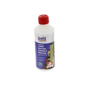 Unifit Professional Coffee Machine Cleaner Descaler 500ml