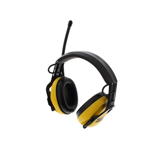 Ear Defenders with Built in FM Radio