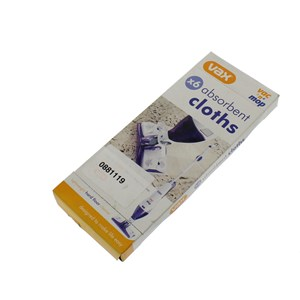 Vax V-037 6 Absorbent Cloths