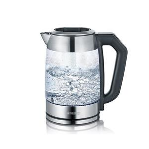 Severin WK3477 Glass Jug Kettle 1.7Ltr 2200W
