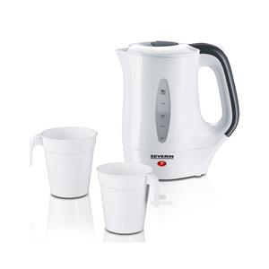 Severin WK3644 Travel Jug Kettle 0.5 Litre 650W